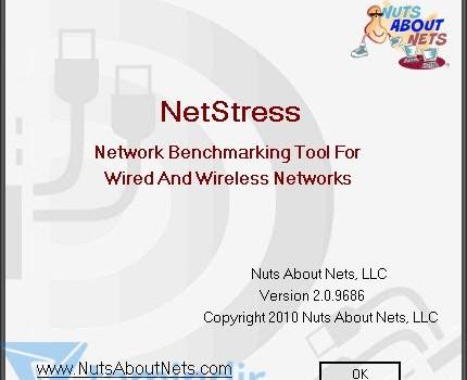 NetStress Ekran Görüntüleri - 3