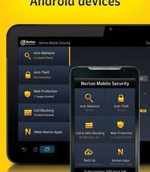 Norton Security Antivirus Ekran Görüntüleri - 1