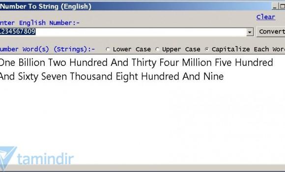 Number Convertor Ekran Görüntüleri - 1