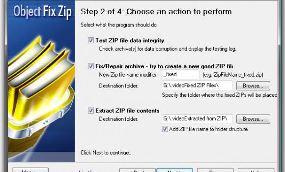 Object Fix Zip Ekran Görüntüleri - 3