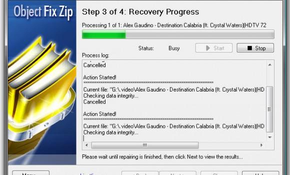 Object Fix Zip Ekran Görüntüleri - 4