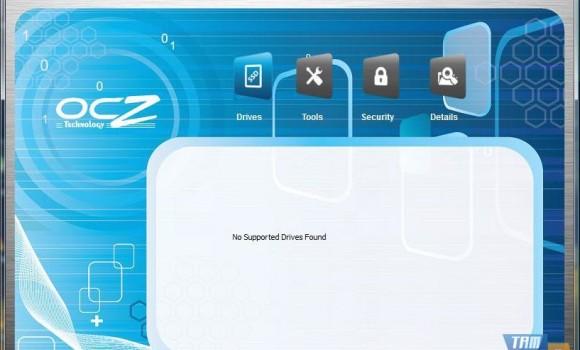 OCZ Toolbox Ekran Görüntüleri - 1