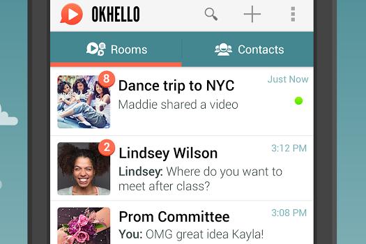 OkHello Ekran Görüntüleri - 4