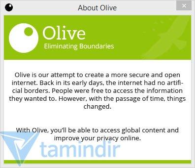 Olive Ekran Görüntüleri - 4