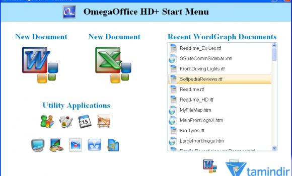 OmegaOffice HD+ Ekran Görüntüleri - 1