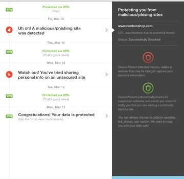 Onavo Protect Ekran Görüntüleri - 1