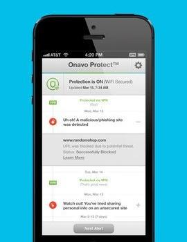 Onavo Protect Ekran Görüntüleri - 2