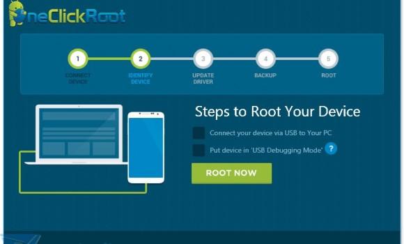 One Click Root Ekran Görüntüleri - 2