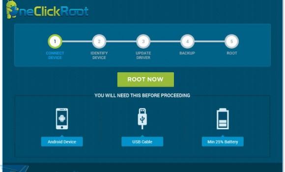One Click Root Ekran Görüntüleri - 1