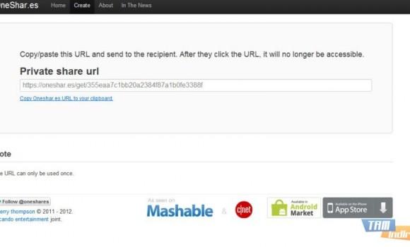 OneShar.es Ekran Görüntüleri - 3
