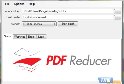 ORPALIS PDF Reducer Free Ekran Görüntüleri - 4