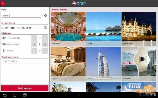 Otel arama HRS Ekran Görüntüleri - 5