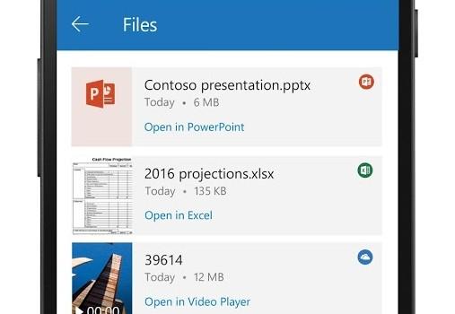 Outlook Groups Ekran Görüntüleri - 1