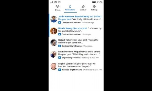 Outlook Groups Ekran Görüntüleri - 2