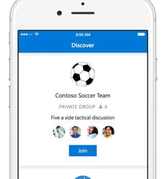 Outlook Groups Ekran Görüntüleri - 3