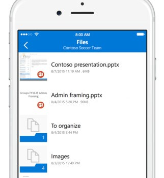 Outlook Groups Ekran Görüntüleri - 4