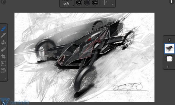 Painter Mobile Ekran Görüntüleri - 2
