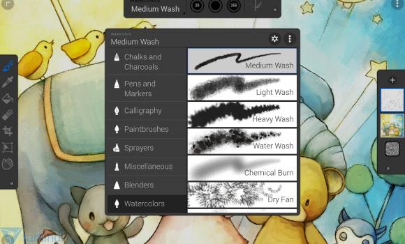 Painter Mobile Ekran Görüntüleri - 4