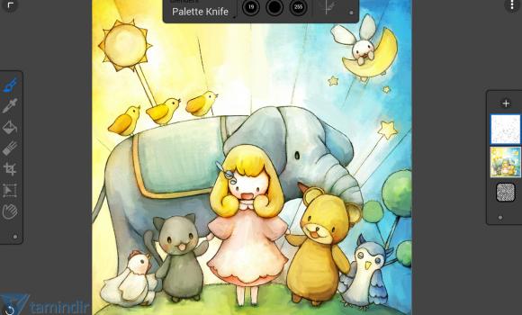Painter Mobile Ekran Görüntüleri - 5
