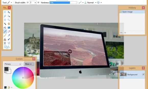 Paint.NET Ekran Görüntüleri - 5
