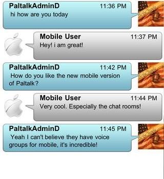 Paltalk Video Chat Free Ekran Görüntüleri - 5