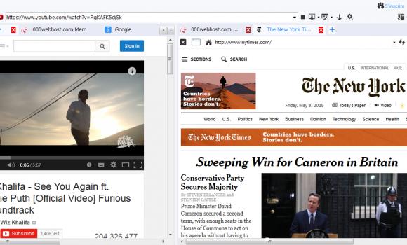 Pampa Browser Ekran Görüntüleri - 1