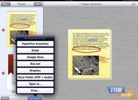 PaperPort Notes Ekran Görüntüleri - 3