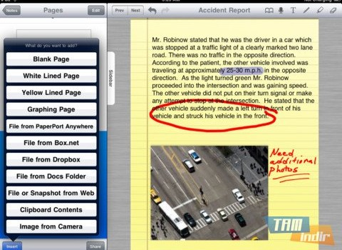 PaperPort Notes Ekran Görüntüleri - 2