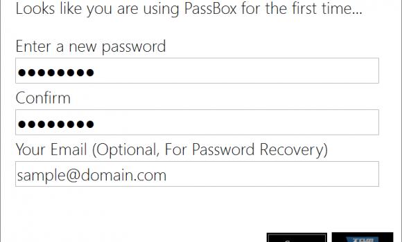 PassBox Ekran Görüntüleri - 3