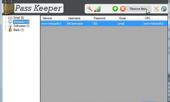 PassKeeper Ekran Görüntüleri - 3
