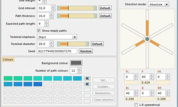PatternGenerator Ekran Görüntüleri - 1