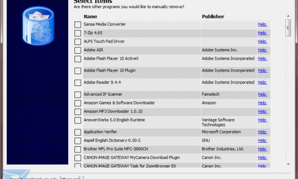 PC Decrapifier Ekran Görüntüleri - 3