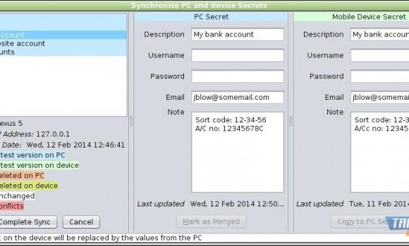 PC Secrets Ekran Görüntüleri - 1