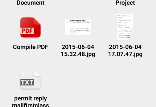 PDF Document Scanner Ekran Görüntüleri - 2
