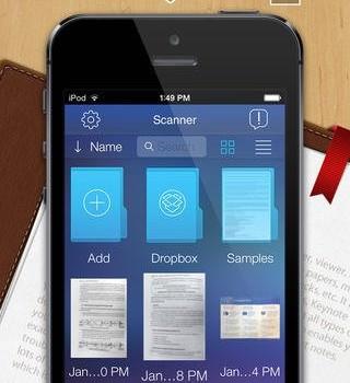 PDF Scanner Ekran Görüntüleri - 3