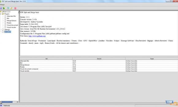 PDFsam Basic Ekran Görüntüleri - 3