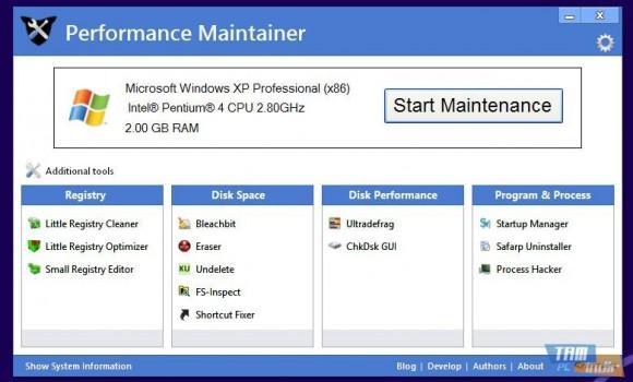 Performance Maintainer Ekran Görüntüleri - 4