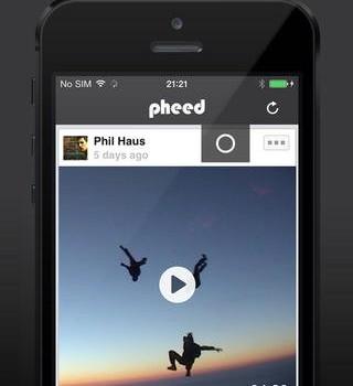 Pheed Ekran Görüntüleri - 5