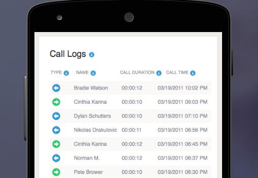 PhoneWatcher Ekran Görüntüleri - 2