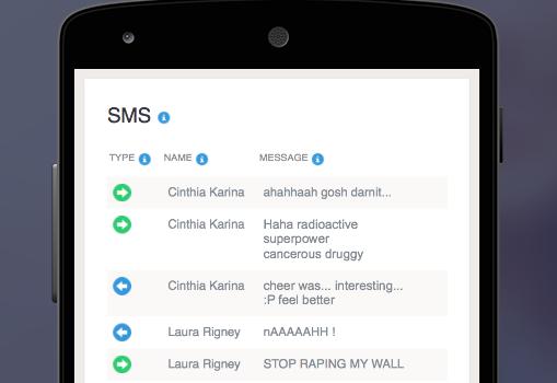 PhoneWatcher Ekran Görüntüleri - 3