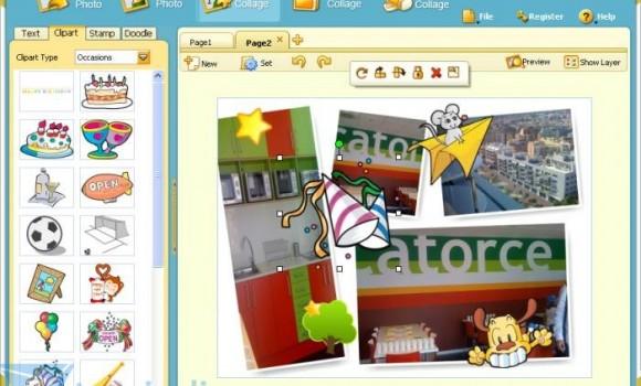 Photo Collage Studio Ekran Görüntüleri - 5