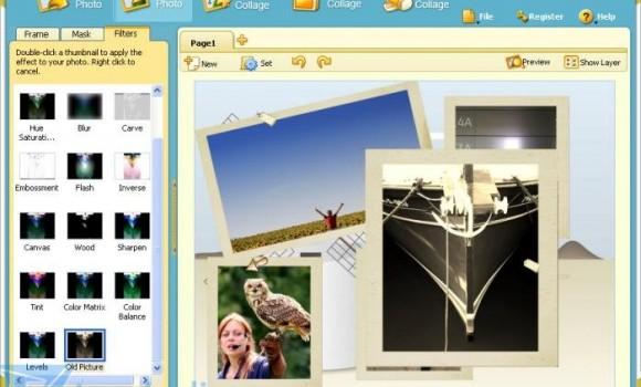 Photo Collage Studio Ekran Görüntüleri - 3