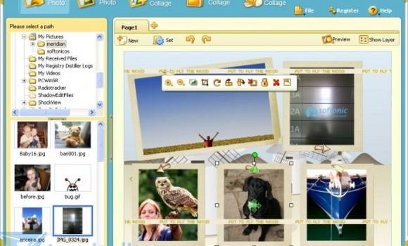 Photo Collage Studio Ekran Görüntüleri - 2