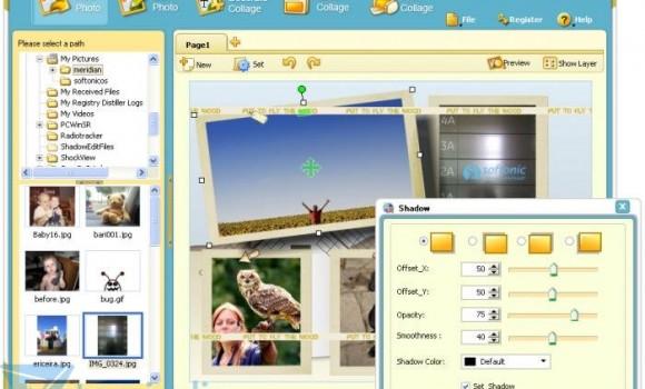Photo Collage Studio Ekran Görüntüleri - 1