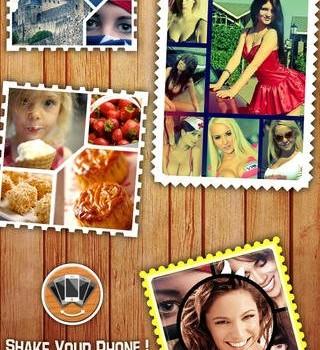 Photo Shake Free Ekran Görüntüleri - 1