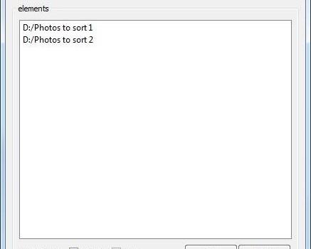 Photo Sorter Ekran Görüntüleri - 1
