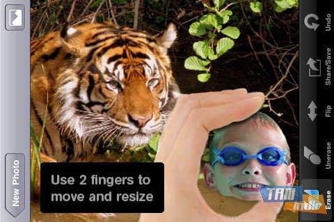 PhotoChop Ekran Görüntüleri - 5