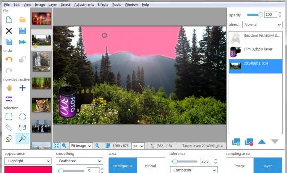 PhotoDemon Ekran Görüntüleri - 2