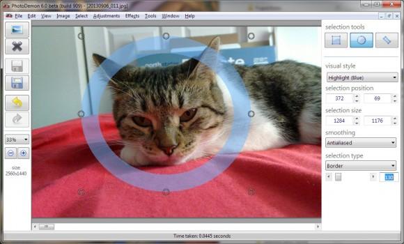 PhotoDemon Ekran Görüntüleri - 4