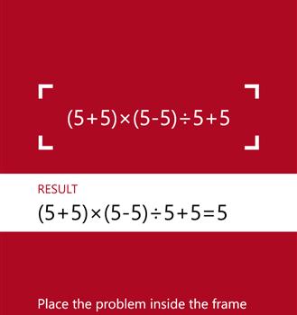 PhotoMath Ekran Görüntüleri - 2